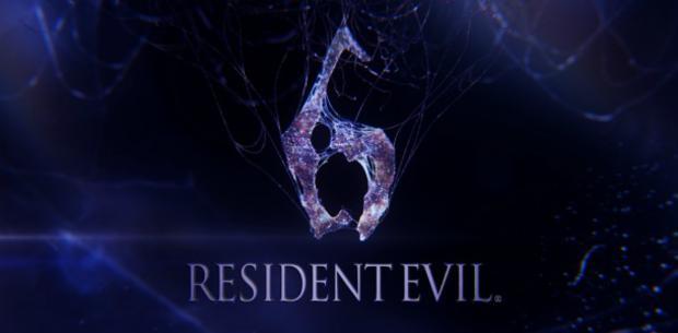 Logo de Resident Evil 6 (Foto - Divulgação)