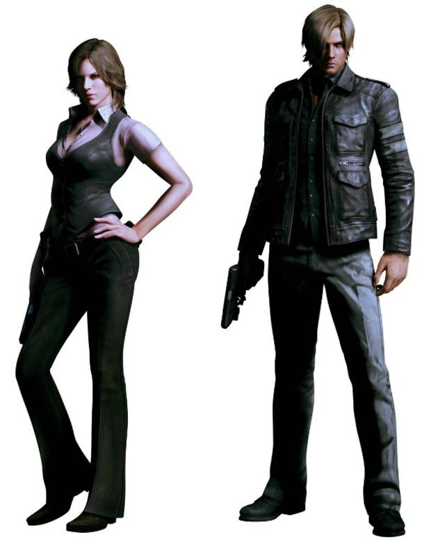 Nova personagem de RE 6 (Foto - Game Informer)