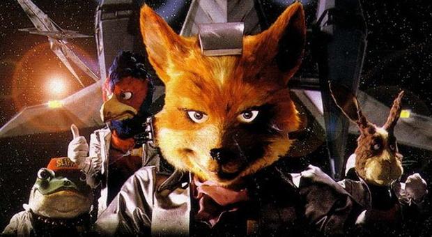 Star Fox (Foto: Reprodução)