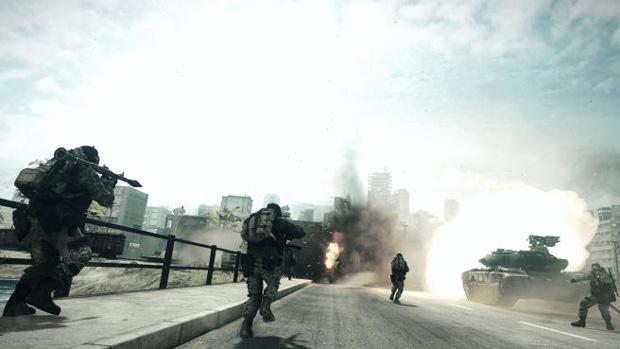 Hackers estariam banindo jogadores de Battlefield 3 (Foto: Kotaku)