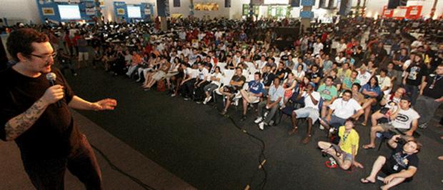 Campus Party desse ano deve reunir 7 mil pessoas (Foto: Divulgação)