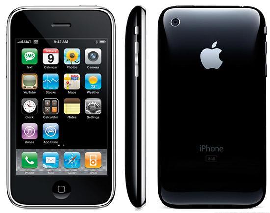 O iPhone 3G utiliza a tecnologia de terceira geração (Foto: Divulgação)