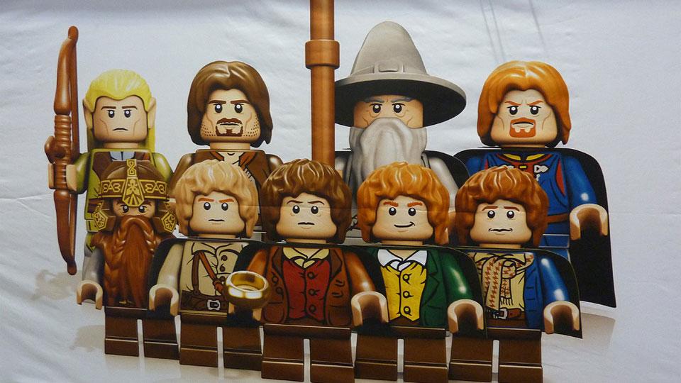 LEGO Lord of the Rings (Foto: Reprodução)