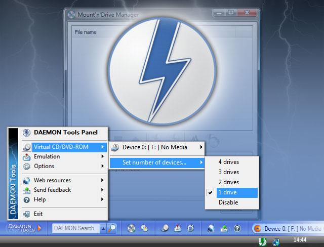 Daemon Tools Lite (Foto: Reprodução)
