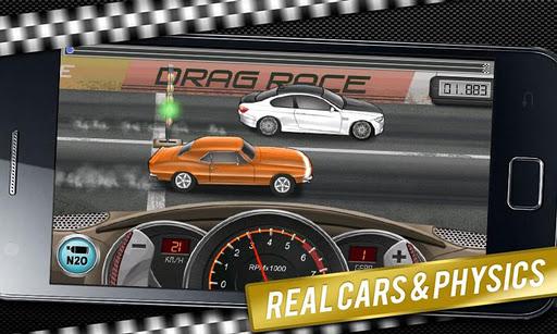 Drag Racing (Foto: Reprodução/ Carolina Ribeiro)