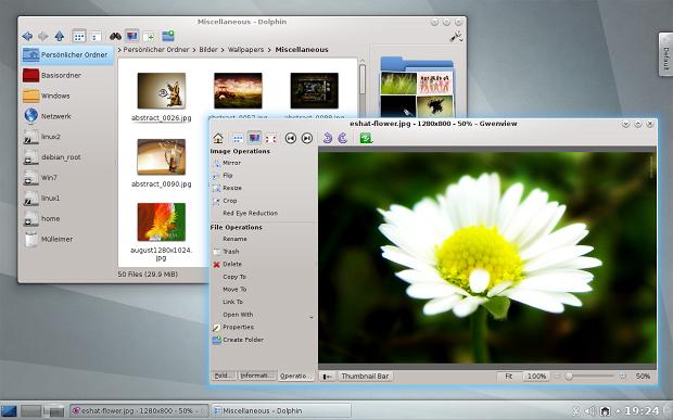 KDE 4.8 (Foto: Divulgação)