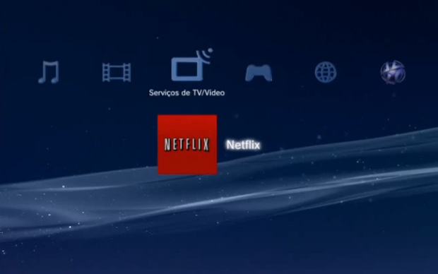 how to add netflix to ps3