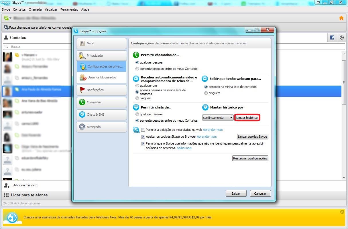skype passo 2