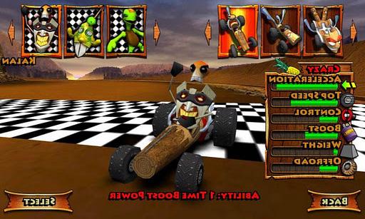 Tiki Kart 3D (Foto: Divulgação)