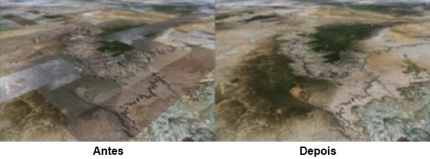 Novo Google Earth (Foto: Reprodução)