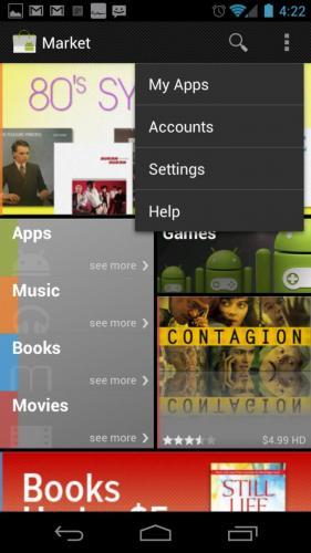 Google dá fim ao botão menu do Android (Foto: Reprodução / Android Developers)