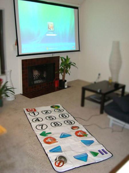 Microsoft Media Center Remote Control (Foto: divulgação)