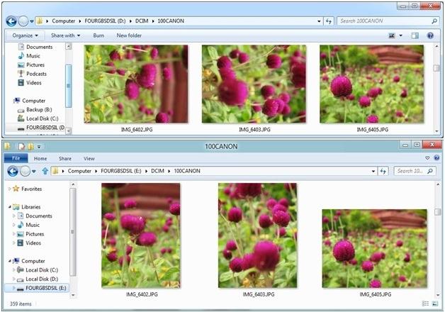Windows 8 respeitará a orientação de imagens (Foto: Divulgação/Microsoft)