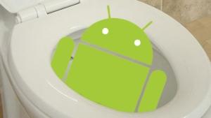 Pessoas que possuem Android usam mais o telefone no banheiro (Foto: Ilustração)