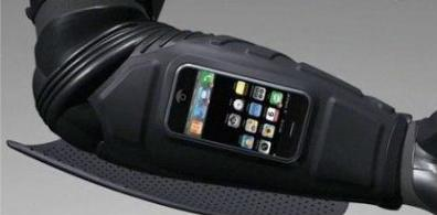 Dock para iPhone protege você dos assaltos (Foto: Divulgação)