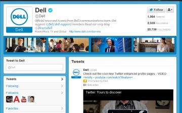 Dell Brand Page (Foto: Divulgação)