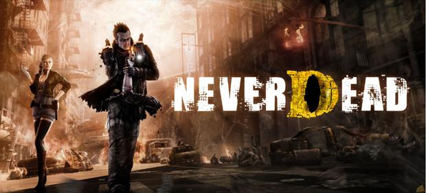 O mundo pós-apocalíptico de NeverDead (Foto: Divulgação)