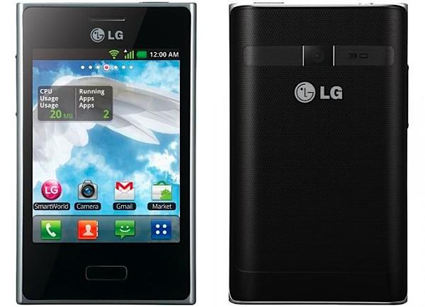 LG Optimus L3 (Foto: Divulgação)