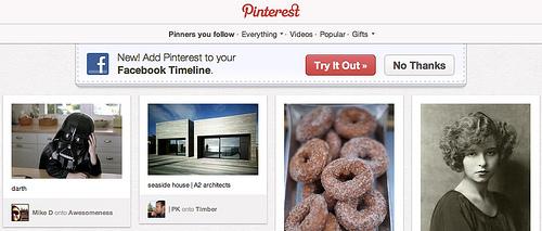 Segundo pesquisa divulgada pela Experian Hitwise, a popularidade do Pinterest vem das mulheres (Foto: Reprodução)