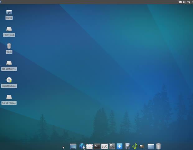 Xubuntu (Foto: Reprodução)