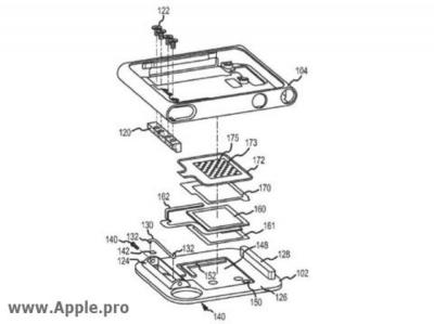 Patente de iPod Nano (Foto: Reprodução/Apple.pro)