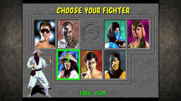 Mortal Kombat: Arcade Kollection (Foto: Steam)