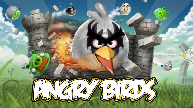 Gene Simmons diz que Angry Birds poderá ter versão do KISS (Foto: Reprodução: Rafael Monteiro)