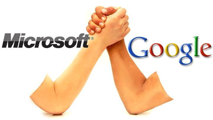 Microsoft lança campanha contra a nova política de privacidade do Google (Foto: Reprodução)