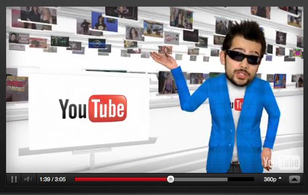 YouTube - A grande Universidade aberta Intergalática (Foto: Reprodução/YouTube)