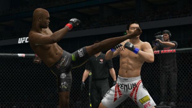 UFC Undisputed 3 (Foto: Divlugação)