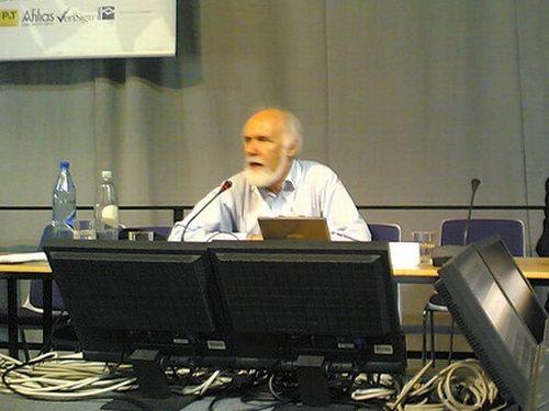 John Klensin (Foto: Divulgação)