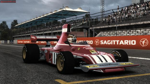 Test Drive: Ferrari Racing Legends (Foto: Divulgação)