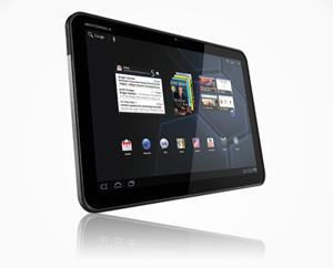 Motorola reconhece a venda de unidades recondicionados do tablet Xoom sem que os arquivos dos usuários anteriores fossem apagados (Foto: Divulgação)