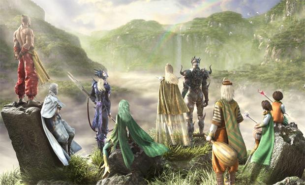 Final Fantasy IV (Foto: Divulgação)