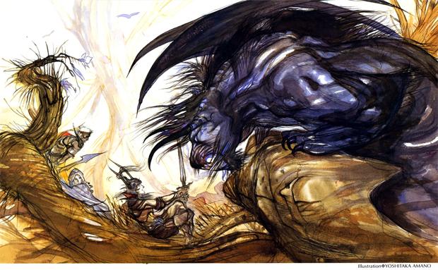 Final Fantasy I (Foto: Divulgação)