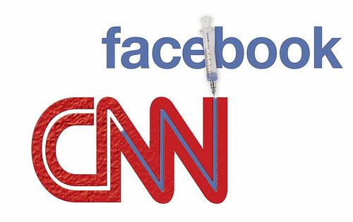 CNN e Facebook