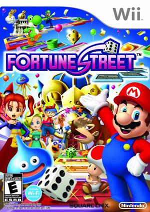 Fortune Street - Wii (Foto: Fortune Street - Wii)
