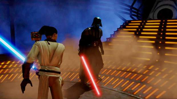Kinect Star Wars (Foto - Divulgação)