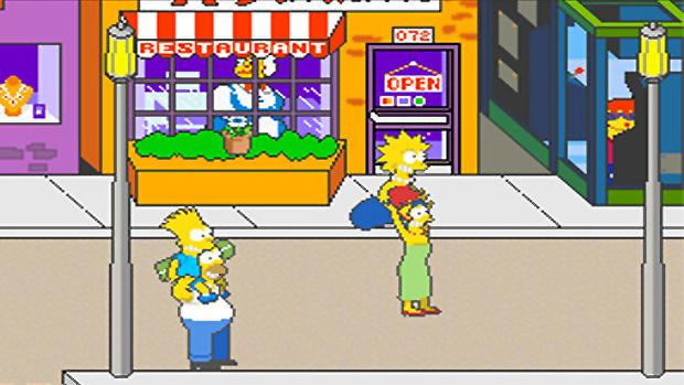The Simpsons Arcade (Foto: Divulgação)