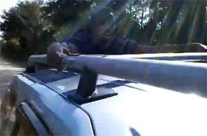 Acidente mata adolescente (Foto: Reprodução)