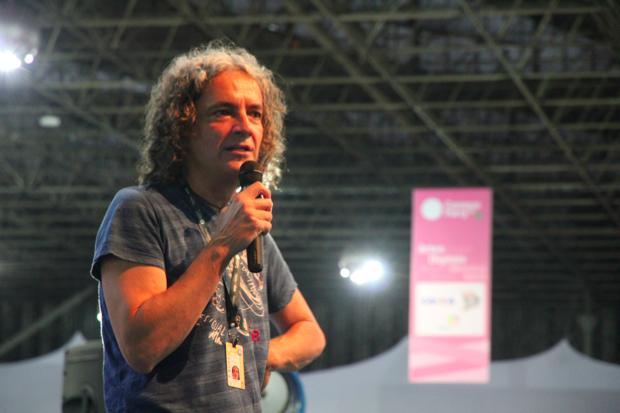 Marcelo Branco (Foto: Allan Melo/TechTudo)