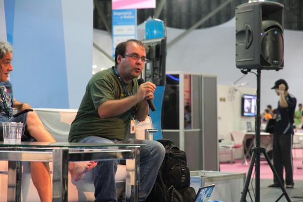 Sérgio Amadeu (Foto: Allan Melo/TechTudo)