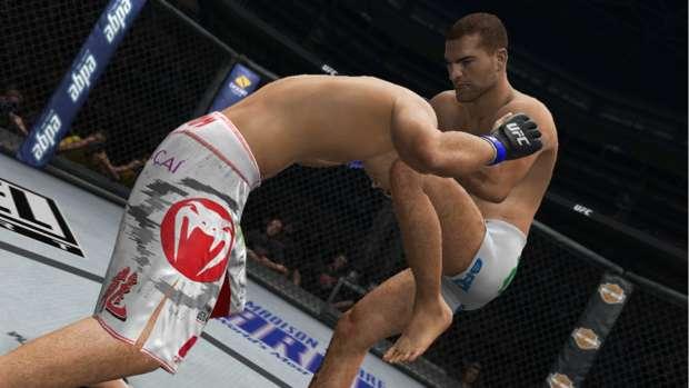 UFC Undisputed 3 (Foto - Divulgação)