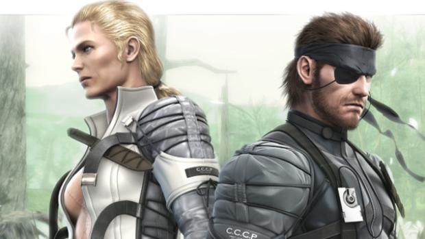 Metal Gear Solid: Snake Eater 3D (Foto: Divulgação)