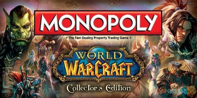 World of Warcraft Monopoly (Foto: Divulgação)