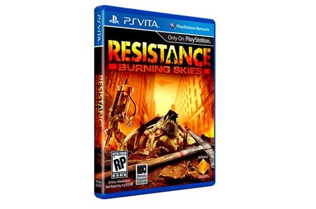 Resistance: Burning Skies (Foto: Divulgação)