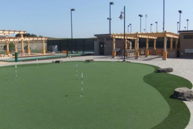 Campo de mini golfe (Foto: Divulgação)