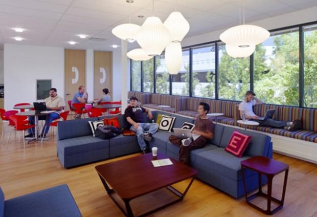 Espaço lounge (Foto: Divulgação)