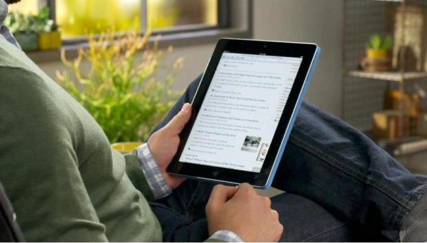 Médicos alertam: o uso prolongado do iPad e do iPhone pode causar lesões (Foto: Reprodução)