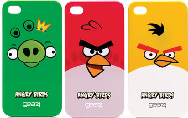 O case do Angry Birds (Foto: Divulgação)
